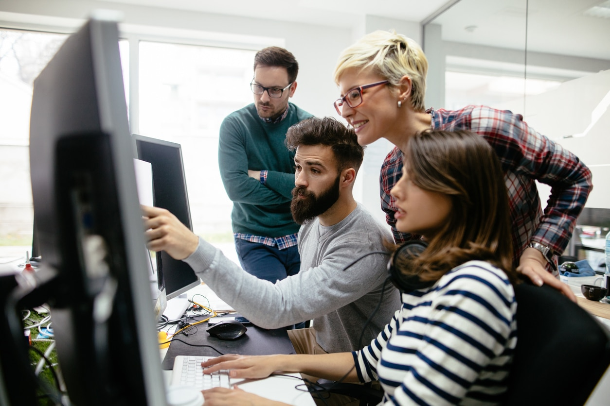 starting a career in software development